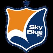 Sky Blue FC (k) logo