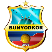 Bunyodkor Tashkent logo