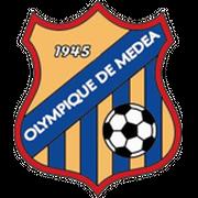 Olympique de Medea logo