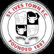 St. Ives Town FC logo