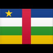 Centralafrikanske Republik logo