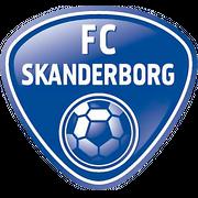 FC Skanderborg logo