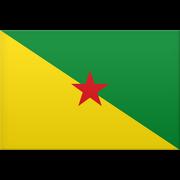 Fransk Guyana logo