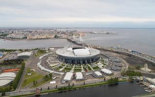 Sankt Petersborg Stadion