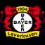 Klublogo for Bayer Leverkusen