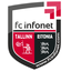 Klublogo for FCI Tallinn