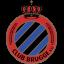 Klublogo for Club Brugge