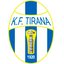 Klublogo for KF Tirana