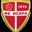 Klublogo for FK Iskra