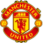Klublogo for Manchester United
