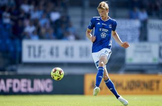 Agent: Stor interesse for Lyngby-talent