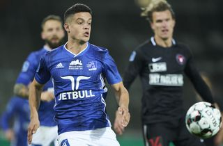 Lyngby: Udenlandsk interesse for Da Silva