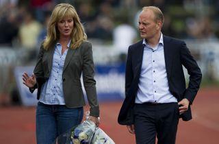 Birgit Aaby og eks-direktør valgt ind i Brøndby