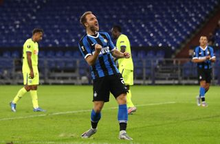 Christian Eriksen: Italien er mere stop og start