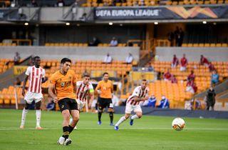 Wolves vandt snævert efter målmandsfejl