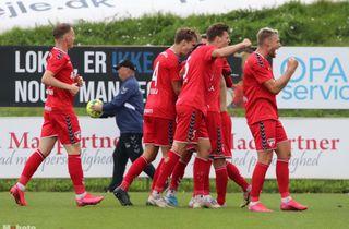 FC Fredericia sejrede sikkert i sæsonåbner