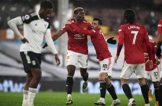 Pogba bankede United til tops på ny