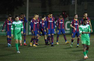 Braithwaite lynede: Barca vandt i forlænget