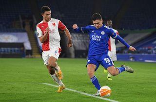 Bah og Slavia Prag sendte Leicester ud af EL