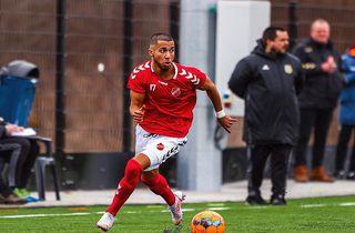 Fremad Valby-kant: Vil spille i SL som 25-årig