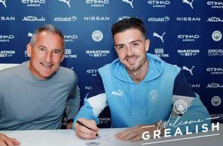 Officielt: City køber Grealish i Aston Villa