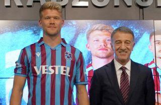Cornelius sørgede for point til Trabzonspor