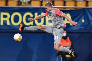 Rasmus Nissen scorede i Salzburg-comeback