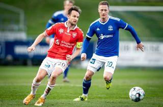 Lyngby-kaptajn: Naivt at tro vi ikke er svækket