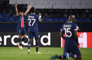 PSG sendte Bayern ud efter gyser i Paris