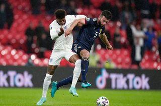 England skuffede i langgaber mod Skotland