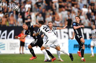 SLUT: Lokomotiv Plovdiv-FCK minut for minut