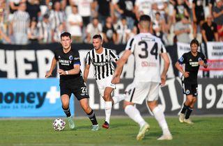 FCK fik uafgjort efter brændt Wilczek-straffe