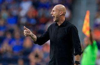 Jaap Stam smidt på porten i MLS