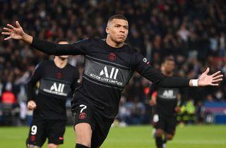 Mbappé reddede PSG til sidst