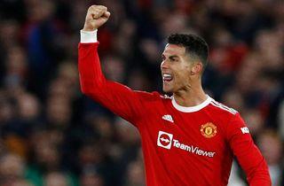 Solskjær forsvarer Ronaldo: Se på det her