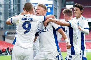 Oversigt: De største målkonger i Brøndby-FCK