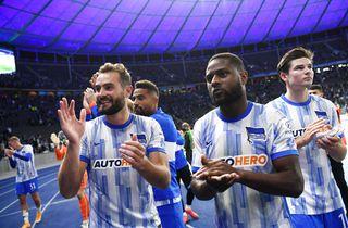 Dobbelt-saksespark da Hertha slog Gladbach
