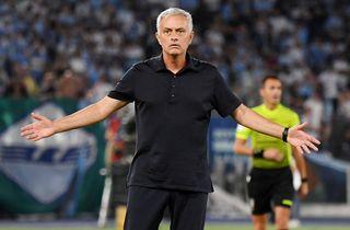 Mourinho efter 1-6-nederlag: Er ikke et røvhul