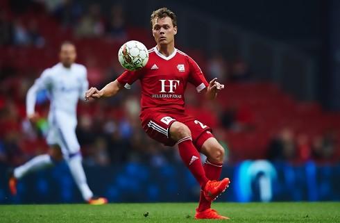 Emil Larsen stopper karrieren