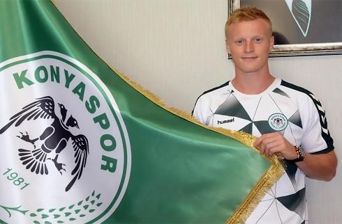 Jønssons Konyaspor stjal tre point i overtiden