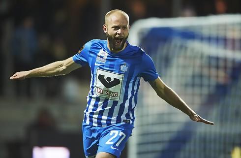 Officielt: Robin Söder forlader Esbjerg
