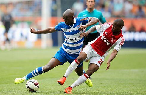 Tidligere Ajax-spiller træner med i AGF