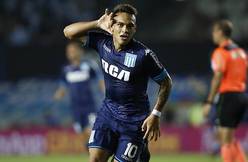 Racing: Inter betalte 105 mio. kr. for Martinez