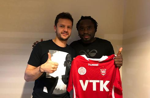 Vejle Boldklub henter Peter Utaka