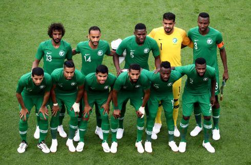 Saudi Arabien fortsatte god Asian Cup-start