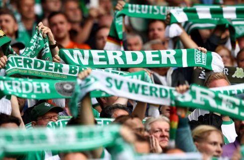 Werder Bremen-trup ramt af slem forkølelse