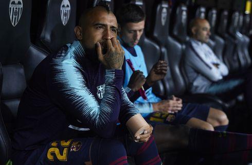 Chiellinis alkoholbeskyldninger irriterer Vidal