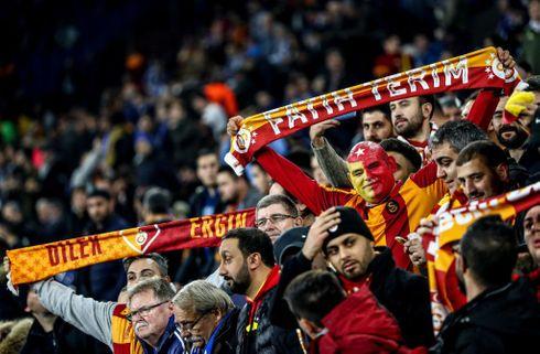 Galatasaray i top tre efter seks på stribe