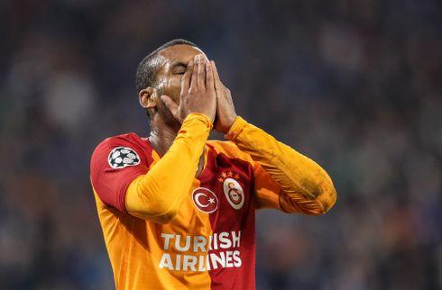 Galatasaray snublede i lokalbrag mod 10 mand
