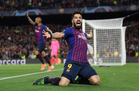 Skadede Suarez vil til Copa America